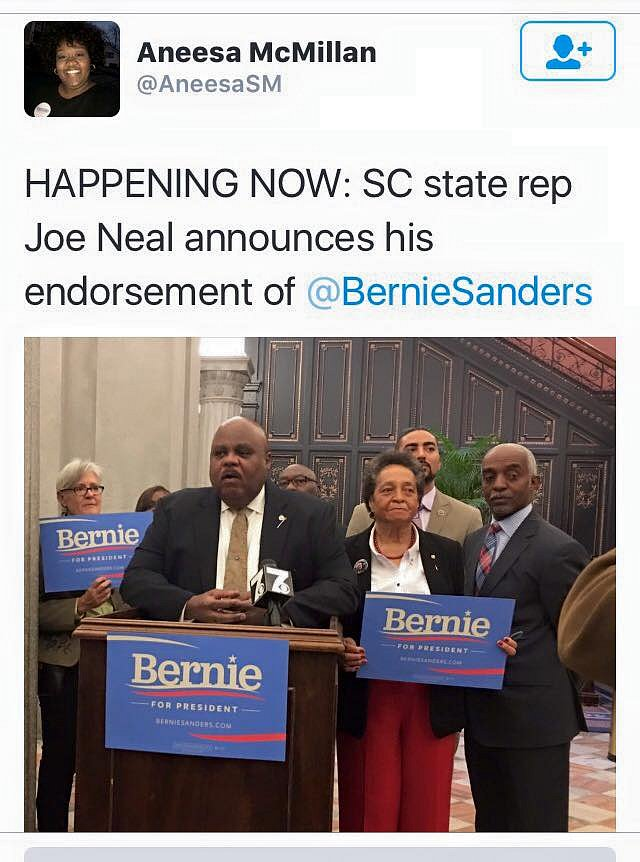 Endorsements4Bernie