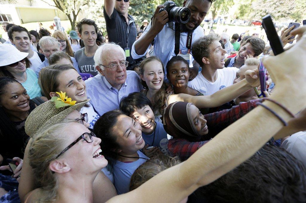 DEM 2016 Sanders