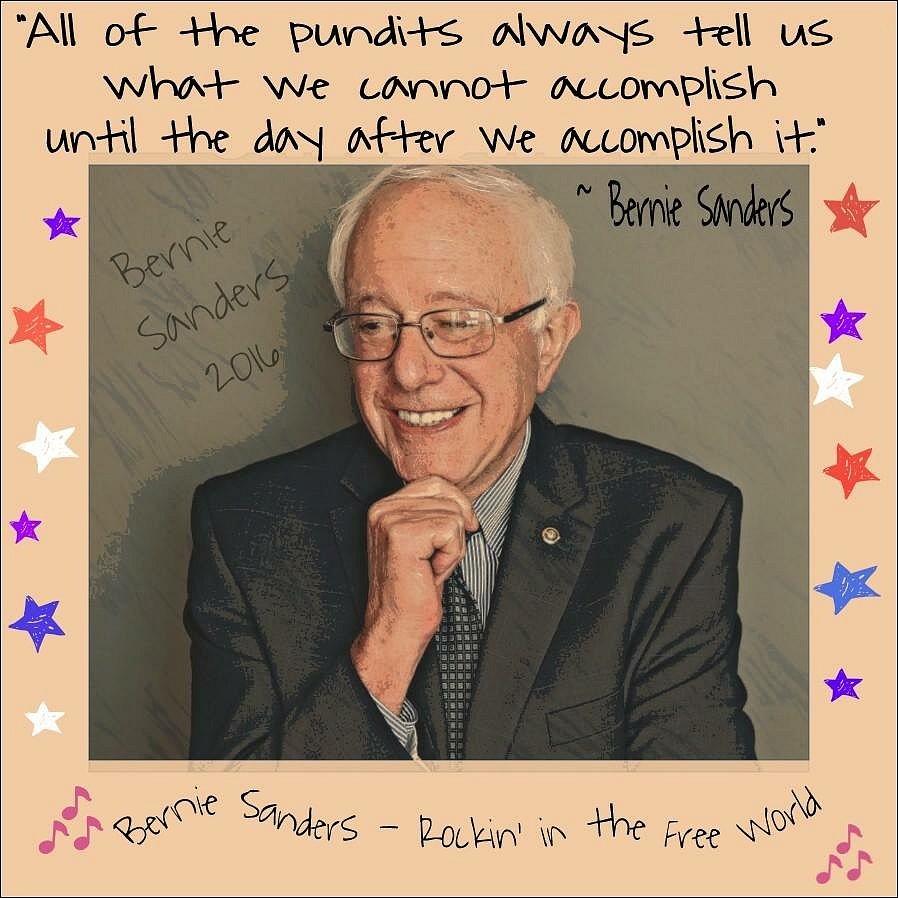 Bernie Memes