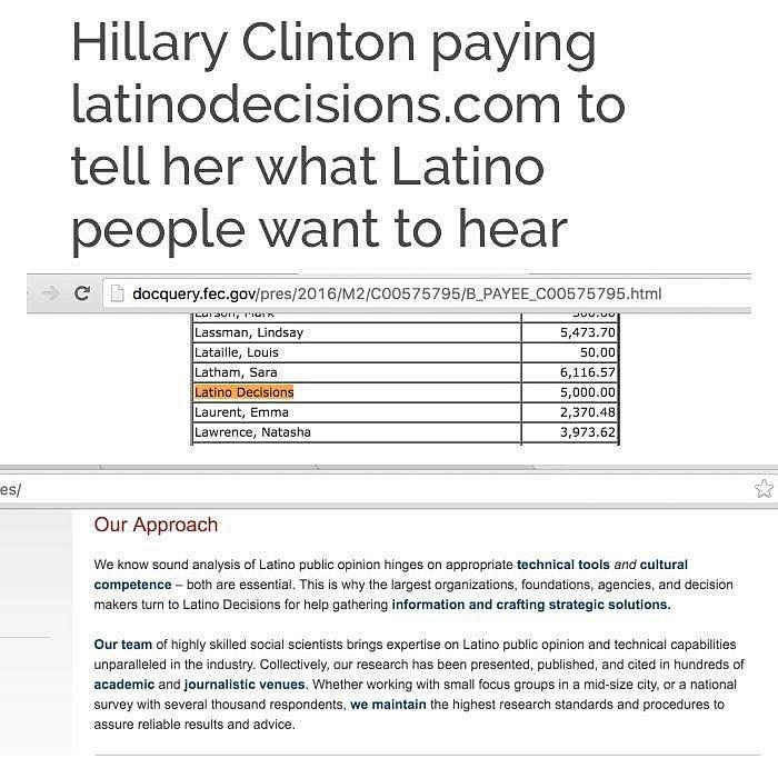 Latinos por Bernie