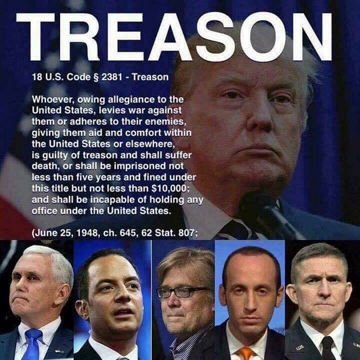 TraitorTrump
